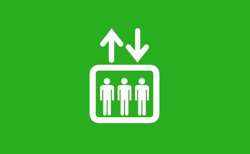 La señalización de Metro y el reto del ascensor